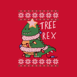 Tree Rex Sweater