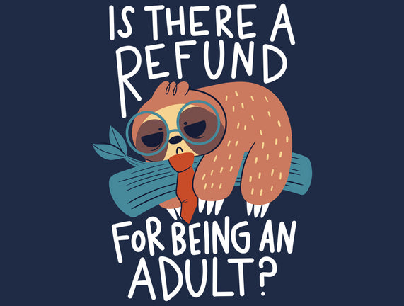 Adulting Refund