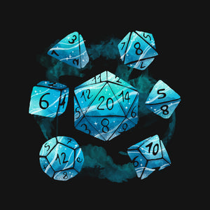 Magic Stone Dice