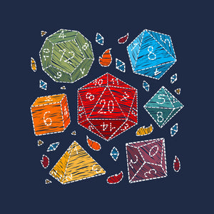 Embroidery Dice