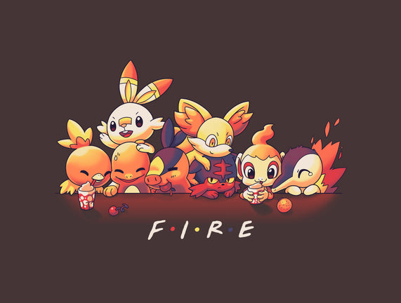 Fire Friends