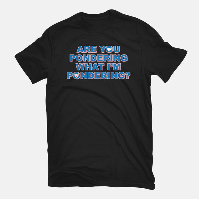 Are You Pondering-mens heavyweight tee-powered_up