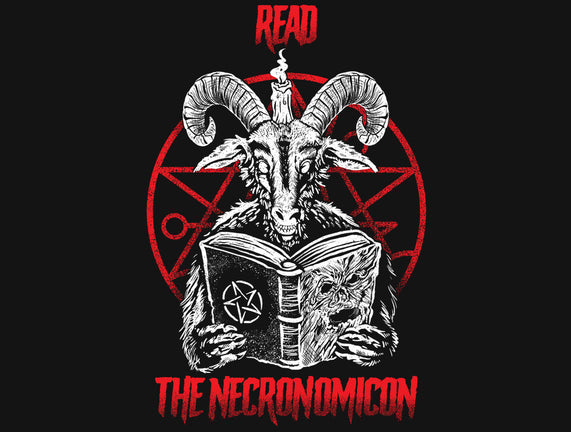 Read The Necronomicon