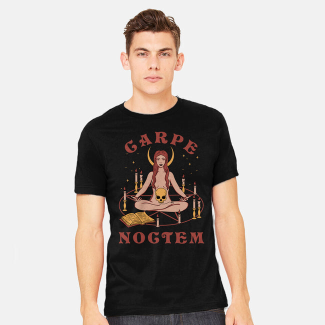 Carpe Noctem-mens heavyweight tee-Thiago Correa