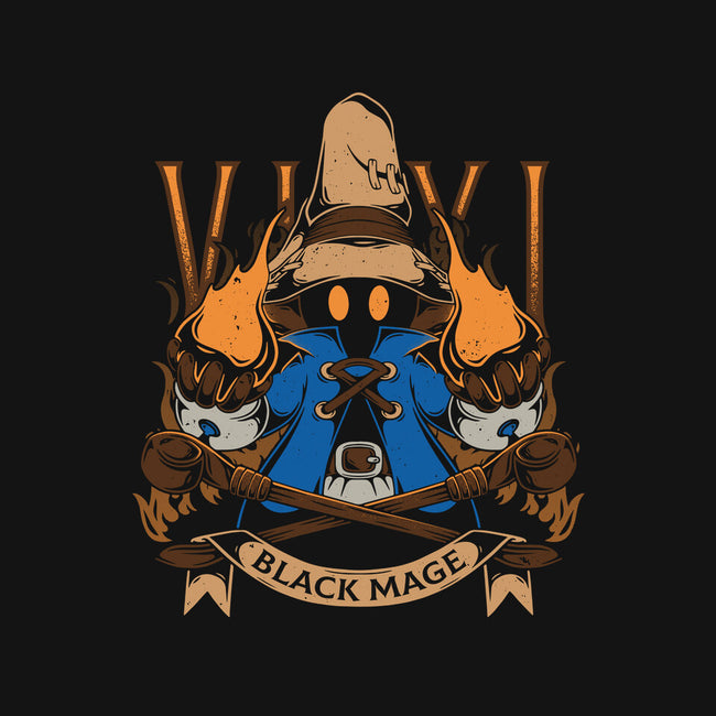 Black Mage-mens long sleeved tee-Alundrart
