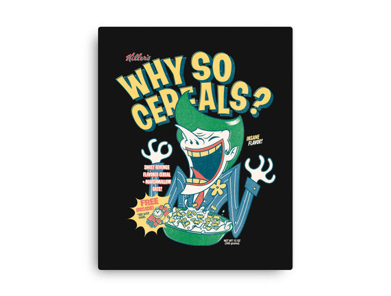 Why So Cereals