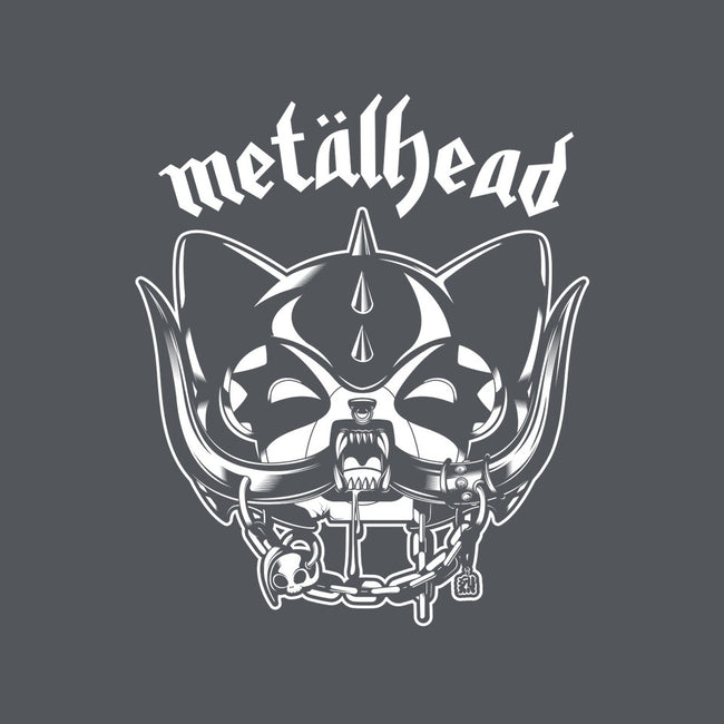Metalhead-none glossy sticker-Angel Rotten
