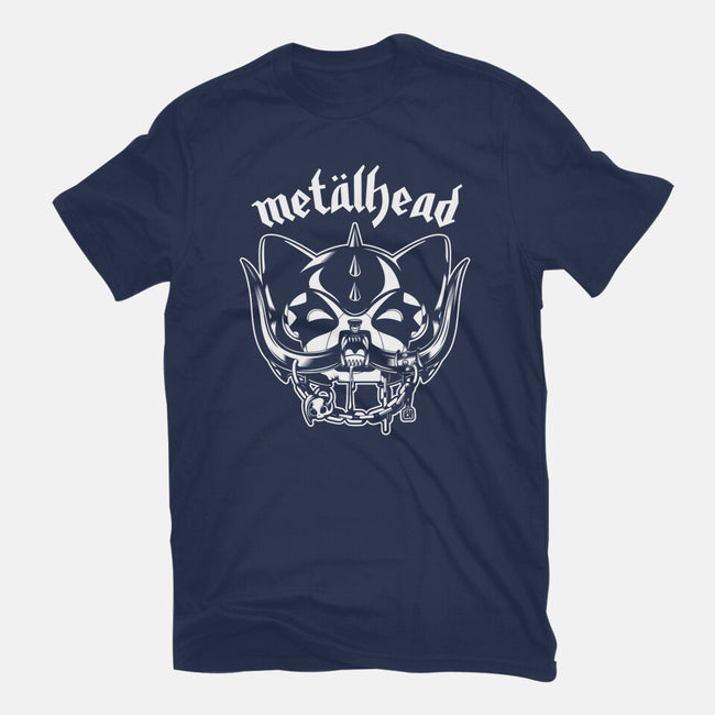 Metalhead-mens premium tee-Angel Rotten