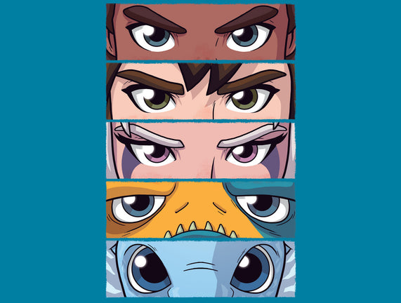 Dragon Prince Eyes
