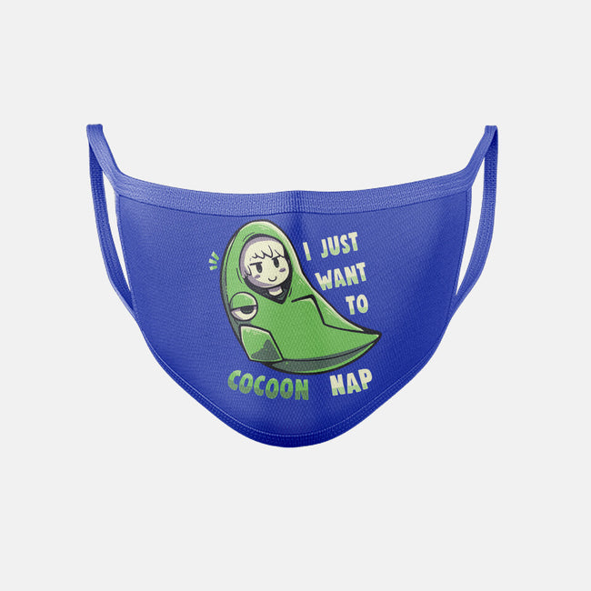 Cocoon And Nap-unisex basic face mask-TechraNova