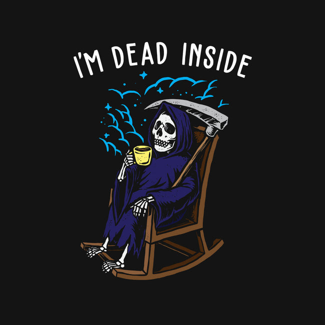 I'm Dead Inside-mens heavyweight tee-CoD Designs