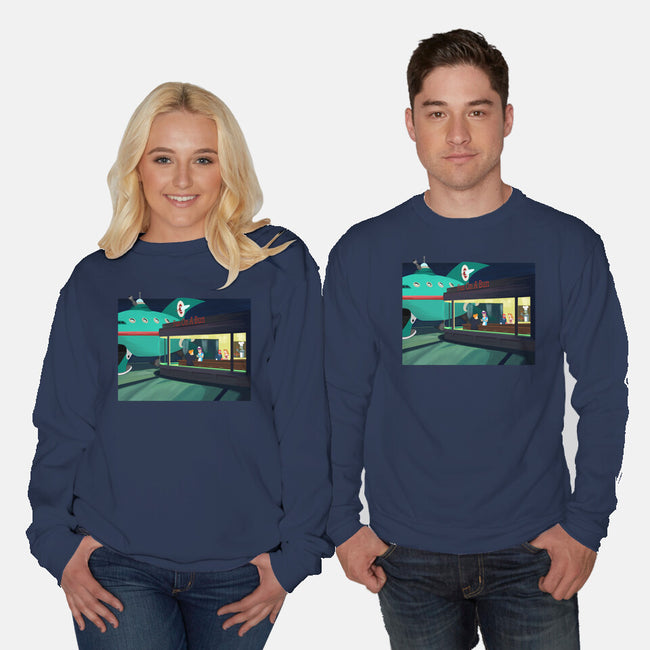 Fun On A Bun-unisex crew neck sweatshirt-SeamusAran