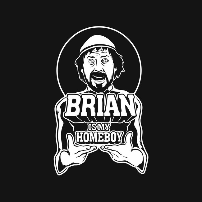 Brian Is My Homeboy-unisex basic tank-jasesa