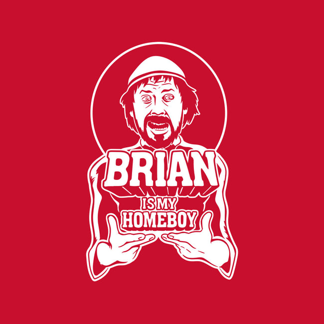 Brian Is My Homeboy-mens long sleeved tee-jasesa