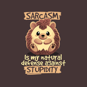 Sarcastic Hedgehog