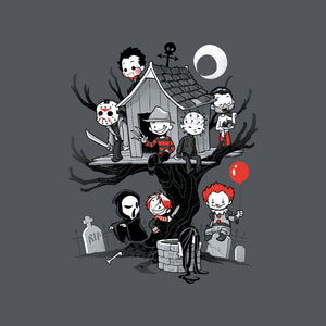Horror Tree House