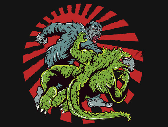 Gojira Vs King