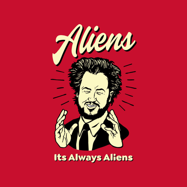 Always Aliens-mens basic tee-JBaz