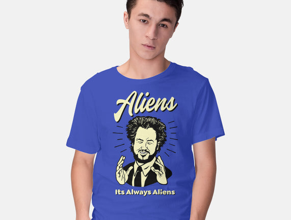 Always Aliens