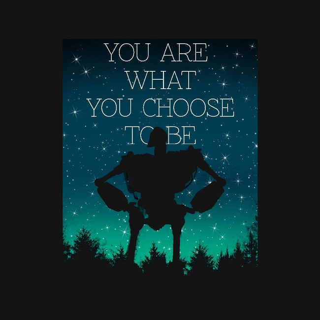 You Are What You Choose to Be-unisex crew neck sweatshirt-pescapin