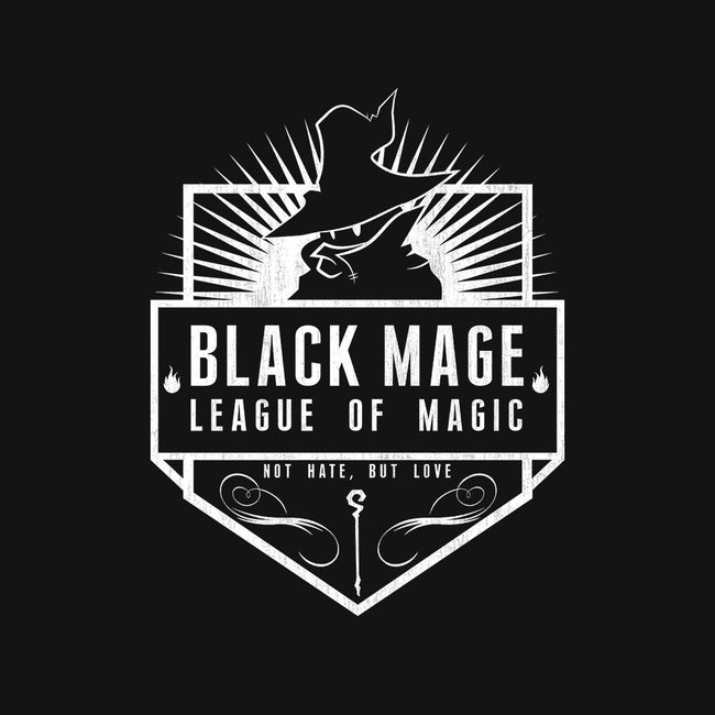League of Dark Magic-mens basic tee-machmigo