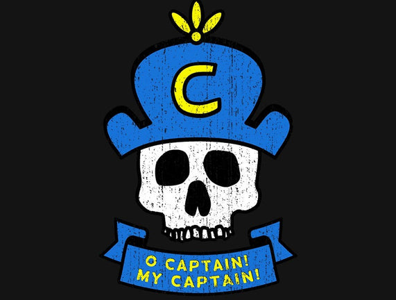 O Captain, My Captain