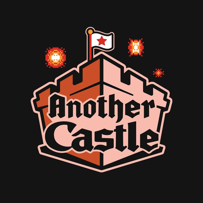 Another Castle-womens basic tee-Beware_1984
