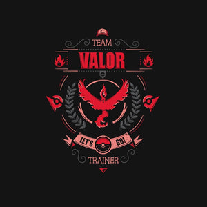 Let's Go! Valor