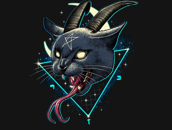 Rad Devil Cat