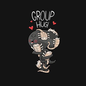 Alien Group Hug