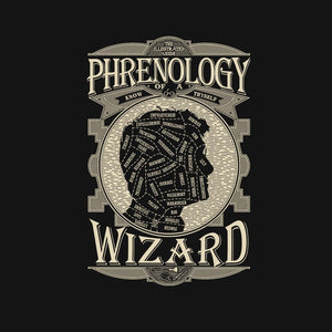 Phrenology of A Wizard