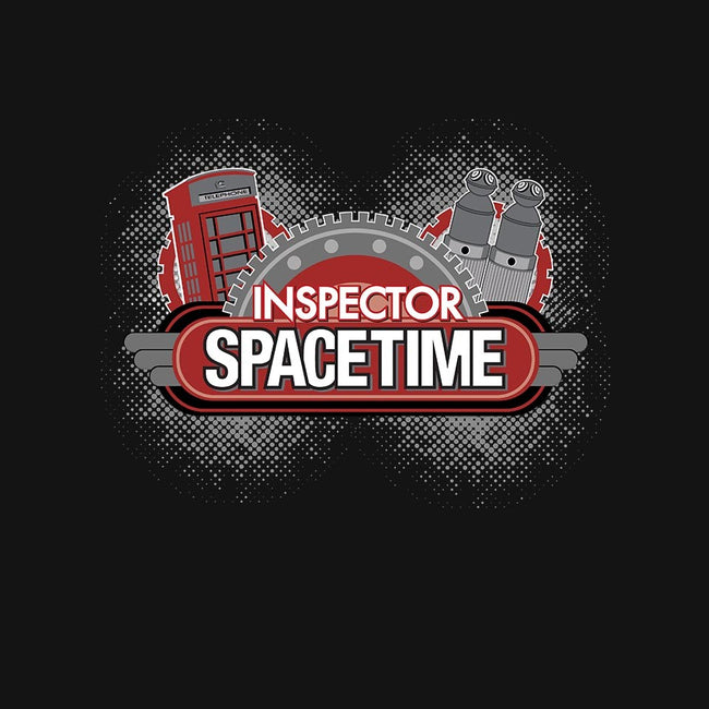 Inspector Spacetime-unisex crew neck sweatshirt-elfwitch