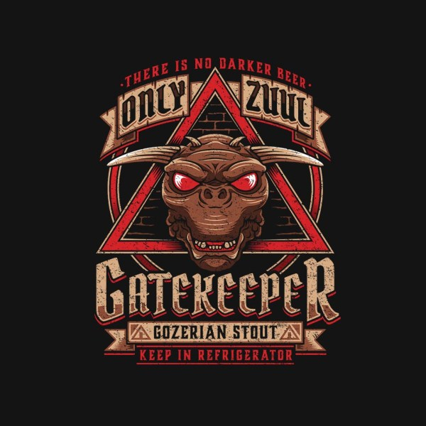 Gatekeeper Gozerian Stout-mens long sleeved tee-adho1982