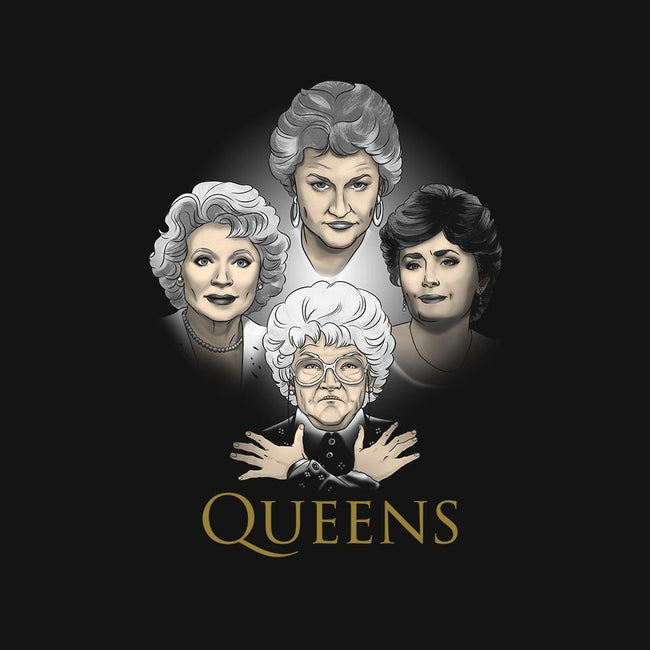 Golden Queens-mens basic tee-ursulalopez