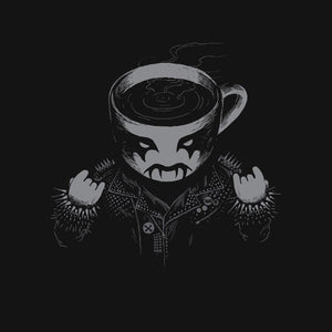 Black Metal Coffee