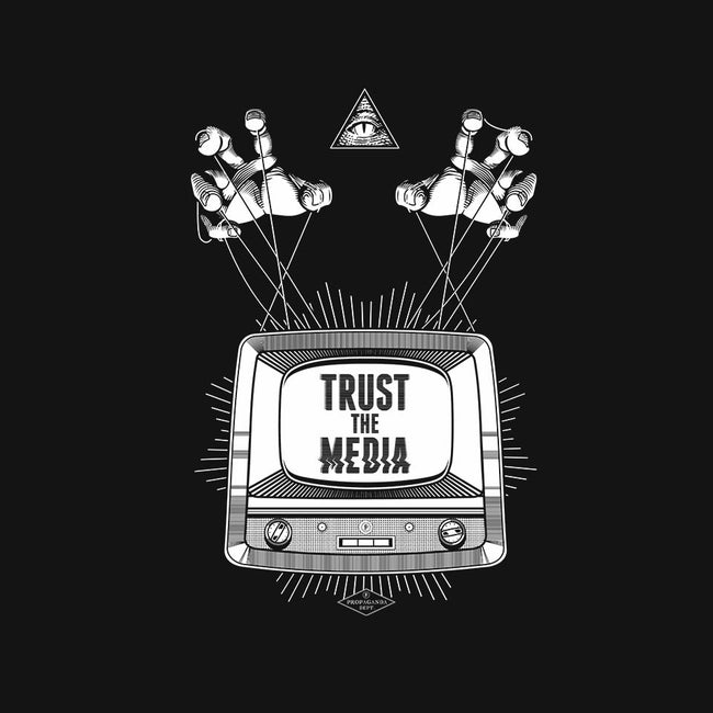 Trust the Media-womens basic tee-department