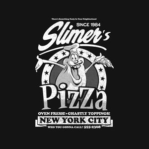 Slimer's Pizza