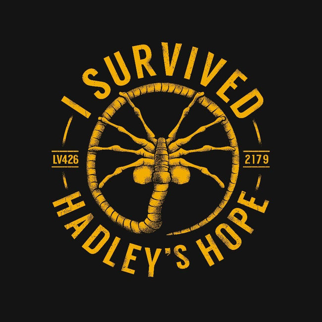 Hadley's Hope Survivor-womens fitted tee-RBucchioni