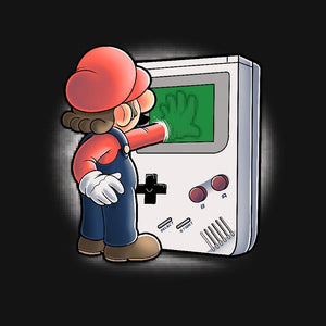 Mario Through the Console