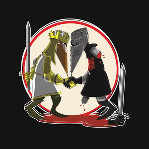 Knight Vs. King