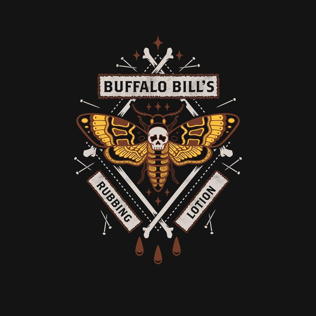 Buffalo Bill's Rubbing Lotion-mens basic tee-Nemons