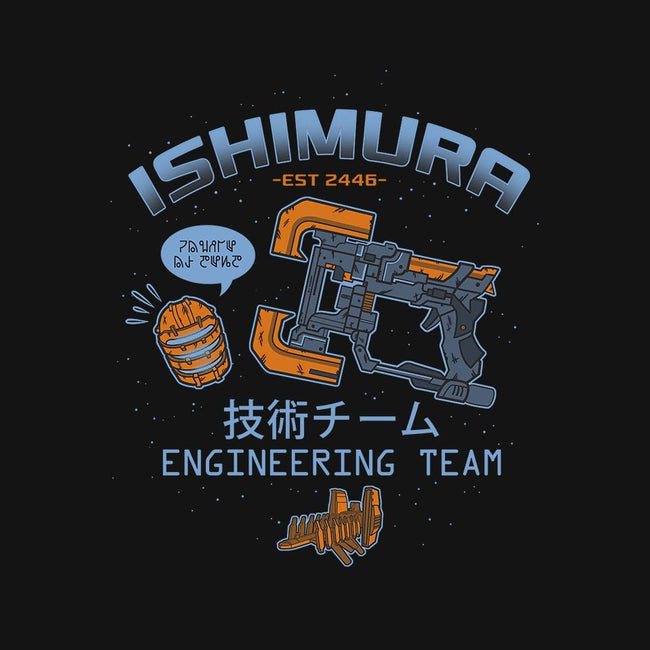 Ishimura Engineering-unisex basic tank-aflagg