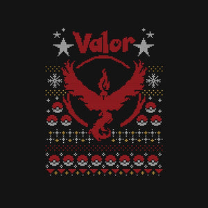 Go Valor Sweater