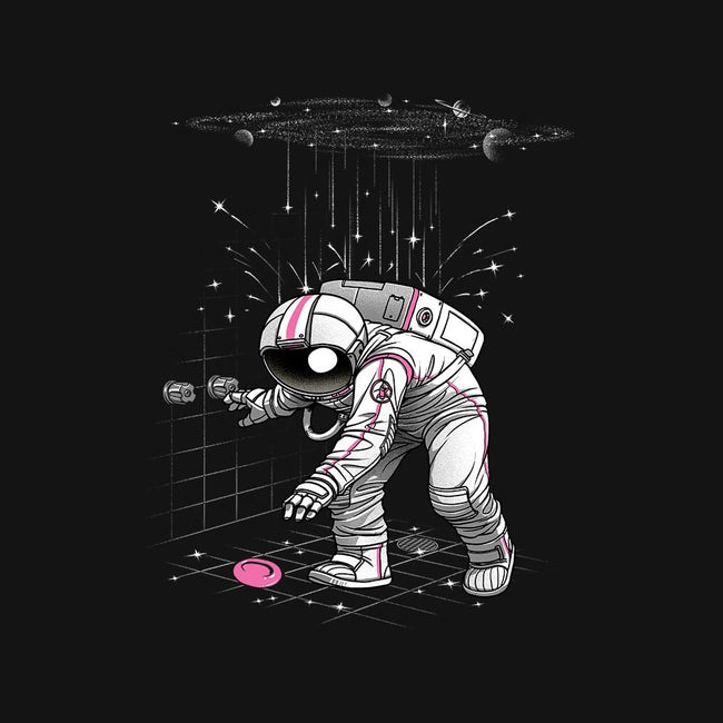 An Astronaut's Shower-youth basic tee-tobefonseca
