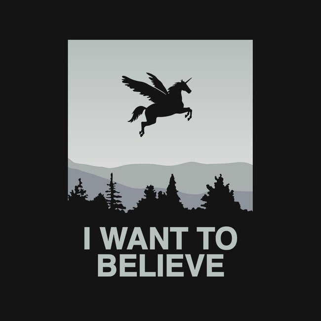 I Want to Believe-mens basic tee-vomaria