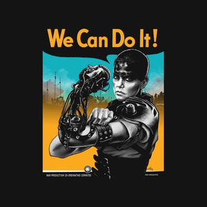 We Can Do It Furiously
