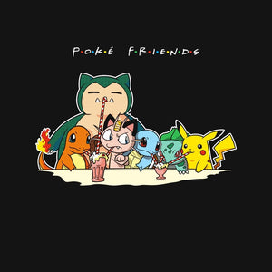 Poke Friends