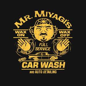 Wax On Wax Off Car Wash