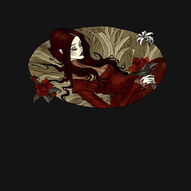 Ophelia-womens fitted tee-Abigail Larson