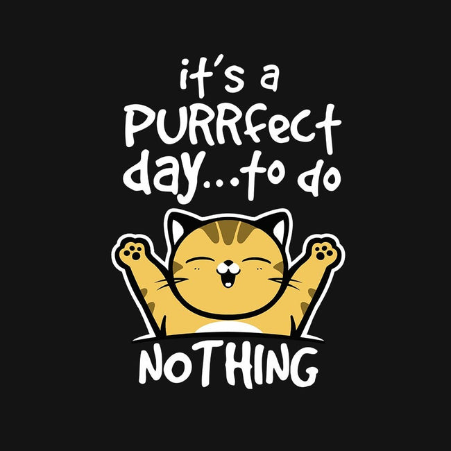 Purrfect Day-mens premium tee-NemiMakeit